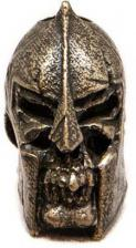 Schmuckatelli Spartan Solid Bronze Premium Bead - Oil Rubbed Finish - SPORBO