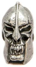 Schmuckatelli Spartan Pewter Bead - Pewter Finish - SPP