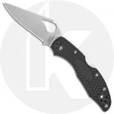 Spyderco Byrd Meadowlark 2 BY04PGY2 Knife Value Price EDC Lock Back Folder Gray FRN