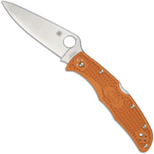 Spyderco Endura 4 Lightweight Knife, Sprint Run HAP40, SP-C10FPBORE