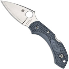 Spyderco Dragonfly Knife C28FPBLE2 2018 Sprint Run V-Toku2 SUS310 Blue Gray FRN