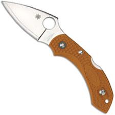 Spyderco Dragonfly 2 Knife, Sprint Run HAP40, SP-C28FPBORE2