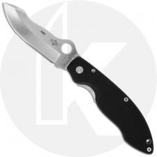 Spyderco Impala Knife - C73GP2 - Drop Point - Discontinued Item - Serial # - BNIB