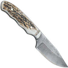 Silver Stag The Guide Knife, Damascus, SS-DTG25
