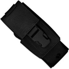Timberline Folding Knife Sheath, Black Cordura, TM-20020