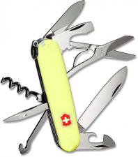Victorinox Knives Victorinox Climber Knife, StayGlow Handle, VN-53388