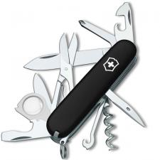 Victorinox Explorer Knife, Black Handle, VN-53793