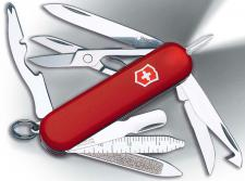 Victorinox Midnight MiniChamp, Red, VN-53976
