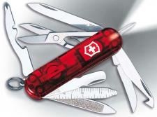 Victorinox Midnight MiniChamp, Ruby, VN-53977