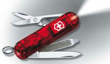 Victorinox SwissLite Knife, Ruby, VN-54033
