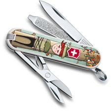 Victorinox Classic SD, Limited Wilhelm Tell, VN-L1609US2