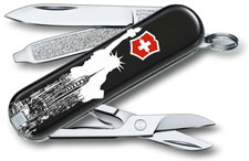Victorinox 0.6223.L1803US2 Classic SD Limited Edition New York 7 Function Multi Tool