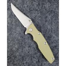 Rick Hinderer Eklipse Gen 2 Knife 3.5 Inch Bowie Blade OD G10 Frame Lock Flipper